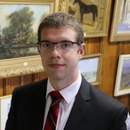 Gavin Durward Tavendale BSc (Hons)